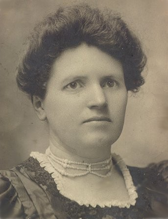 B.M. Bower, 1888 (Image courtesy of Oklahoma State Library)