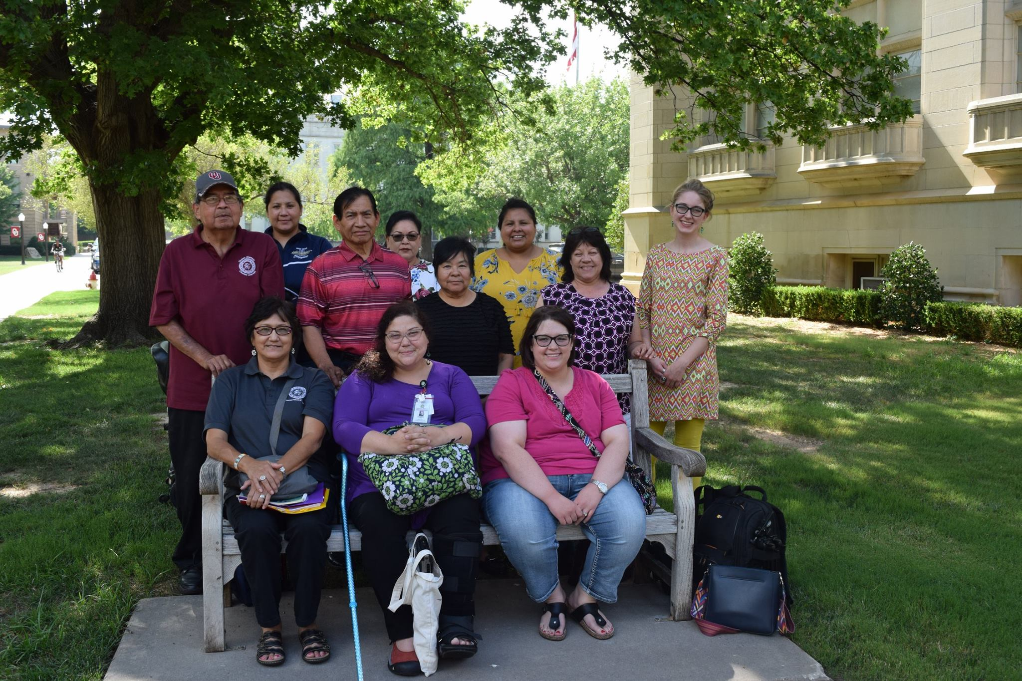 Archiving Culture and Heritage: Choctaw Nation Researchers