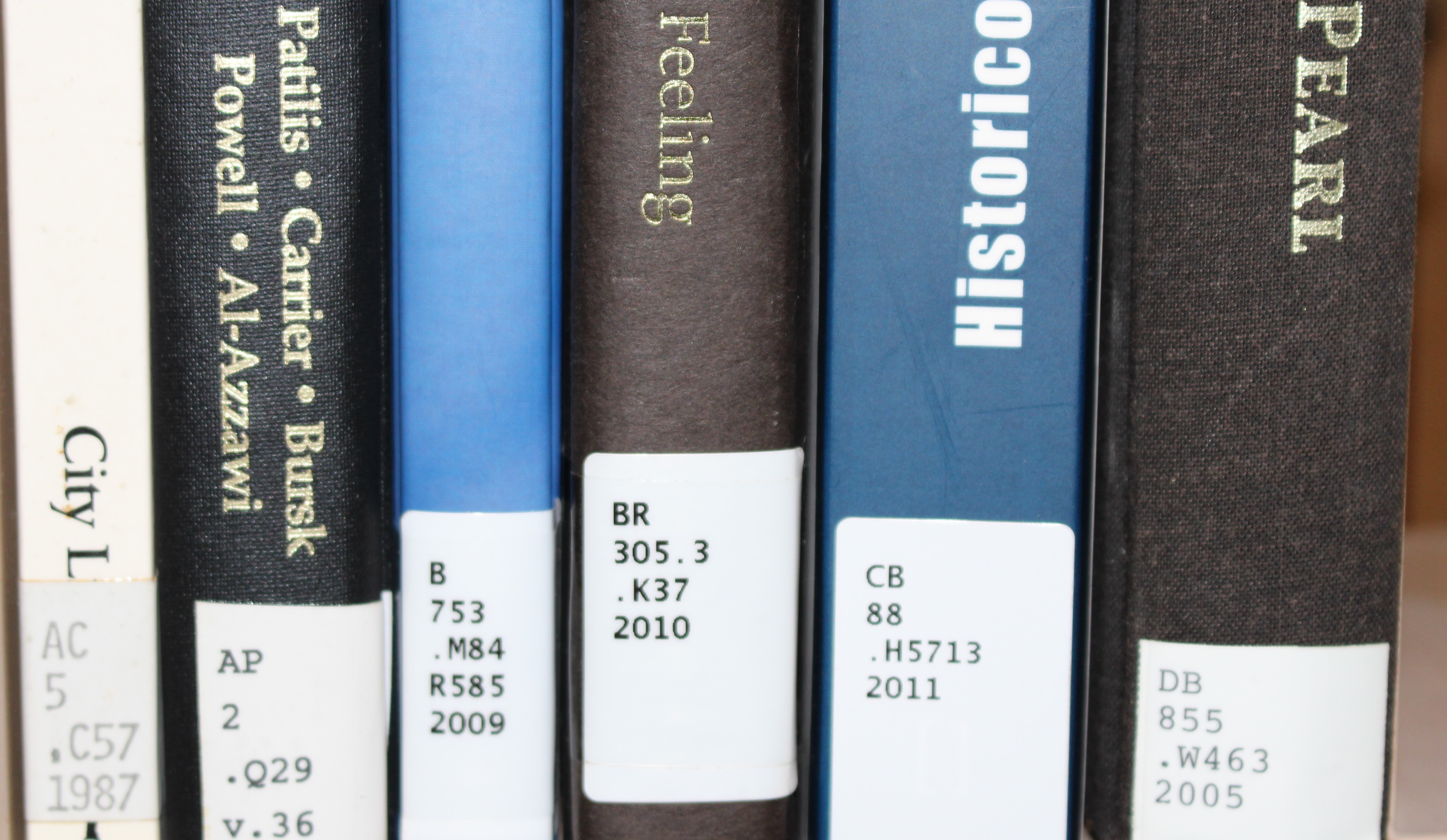 Finding Books on the Shelf | University of Oklahoma Libraries