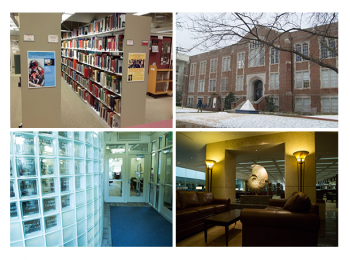 OU Libraries   Branch Locations