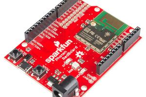 Image of a microcontroller