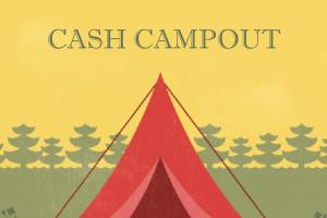 CASH Campout logo
