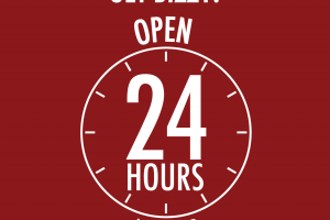 Bizzell Memorial Library open 24 hours
