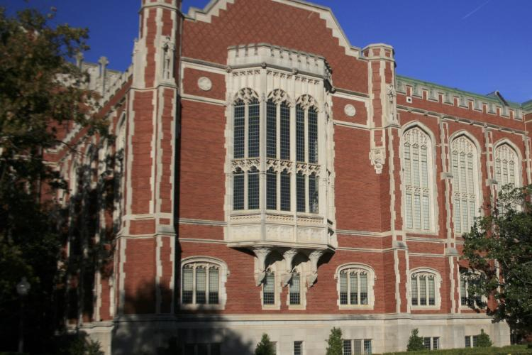 The bizzell memorial library