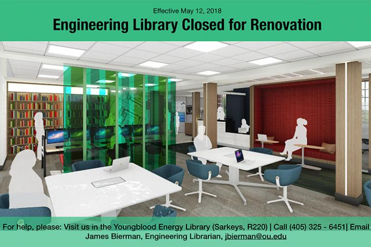 Ou health science center library